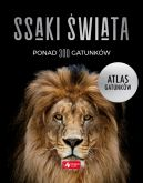Okładka - Ssaki świata. Atlas gatunków