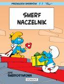 Okładka - Smerf Naczelnik, tom 2