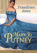 Okładka książki - Prawdziwa dama