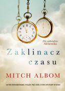 Okładka książki - Zaklinacz czasu