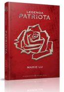 Okładka książki - Legenda. Patriota