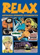 Okładka ksiązki - Relax  Antologia opowieści rysunkowych,  tom 2