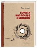Okładka książki - Kometa nad Doliną Muminków