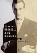 Okładka książki - Jan Karski