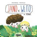 Okładka książki - Jano i Wito. W trawie
