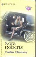 Okładka ksiązki - Córka Clarissy