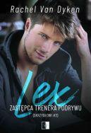 Okładka ksiązki - Lex. Zastępca trenera podrywu