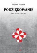 Okładka - Podziękowanie. Zbiór utworów 1998-2019