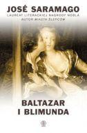 Okładka ksiązki - Baltazar i Blimunda