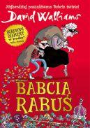 Okładka książki - Babcia Rabuś