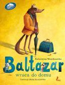 Okładka ksiązki - Baltazar wraca do domu