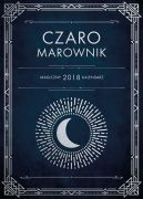 Okładka książki - CzaroMarownik 2018. Magiczny kalendarz