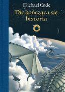 Okładka książki - Nie kończąca się historia