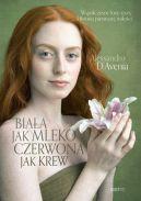 Okładka książki - Biała jak mleko, czerwona jak krew