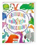 Okładka - Absolutnie fantastyczne dinozabawy