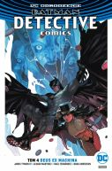Okładka - Batman  Detective Comics  Deus Ex Machina, tom 4DC Odrodzenie
