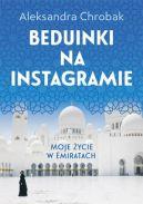 Okładka książki - Beduinki na Instagramie