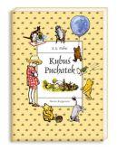 Okładka książki - Kubuś Puchatek