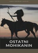 Okładka - Ostatni Mohikanin