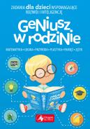 Okładka ksiązki - Geniusz w rodzinie