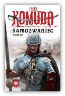 Okładka ksiązki - Samozwaniec, tom 4