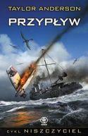 Okładka książki - Niszczyciel. Przypływ