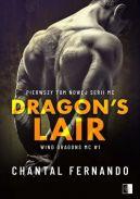 Okładka ksiązki - Dragon