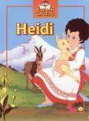 Okładka książki - Heidi. Czytanki dla dzieci