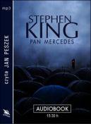 Okładka książki - Pan Mercedes (audiobook)