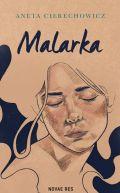 Okładka książki - Malarka