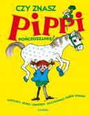 Okładka ksiązki - Czy znasz Pippi Pończoszankę?