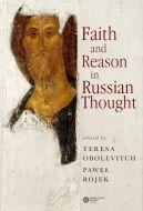 Okładka książki - Faith and Reason in Russian Thought