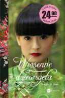 Okładka książki - Wiosenne dziewczęta