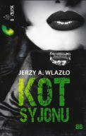 Okładka ksiązki - Kot Syjonu