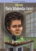 Okładka książki - Kim była Maria Skłodowska-Curie?