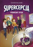 Okładka - Supercepcja. Podwójny spisek