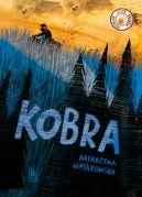 Okładka książki - Kobra
