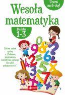 Okładka książki - Wesoła matematyka dla klas 1-3