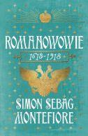 Okładka książki - Romanowowie 1613-1918