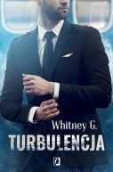 Okładka książki - Turbulencja