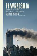 Okładka - 11 września. Dzień, w którym zatrzymał się świat