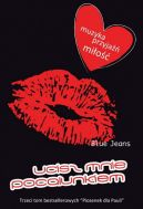 Okładka ksiązki - Ucisz mnie pocałunkiem