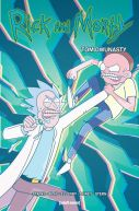 Okładka ksiązki - Rick i Morty. Tom 12