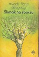Okładka książki - Ślimak na zboczu