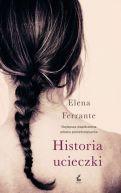 Okładka książki - Historia ucieczki