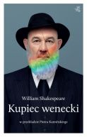 Okładka ksiązki - Kupiec wencki