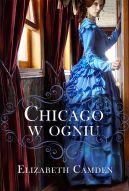 Okładka książki - Chicago w ogniu