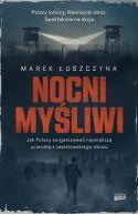 Okładka - Nocni myśliwi. Wielka ucieczka lotników z nazistowskiego obozu