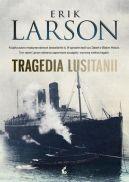 Okładka ksiązki - Tragedia Lusitanii