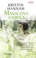 Okładka ksiązki - Magiczna chwila